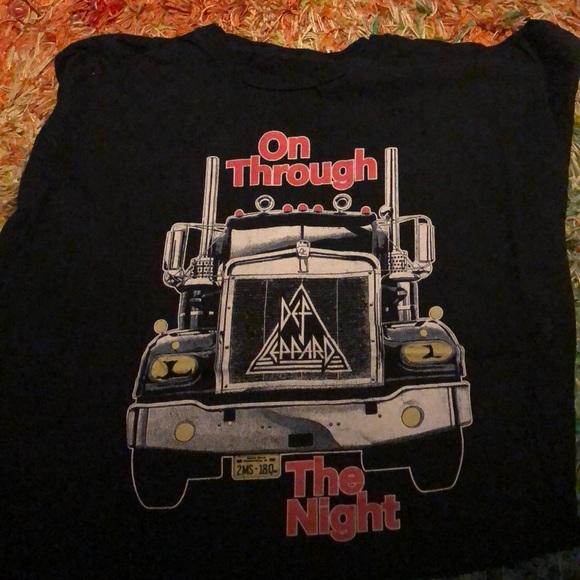 Gildan Other - Def Leppard Shirt
